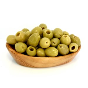 Pitted Green Olives 250g