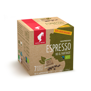 Espresso Bio Fairtrade 10caps