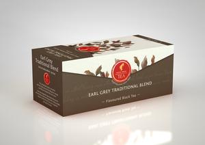 Black Tea Earl Grey Traditional 25bags