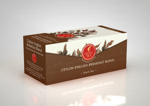 Black Tea Ceylon English Breakfast 25bags