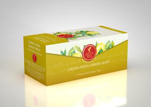Green Tea Green Fresh Lemon Mint 25bags
