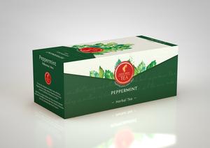 Herbal Tea Peppermint 25bags