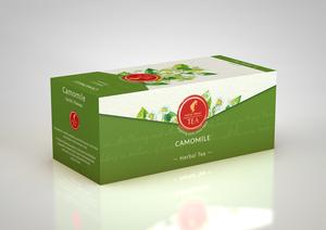 Herbal Tea Camomile 25bags