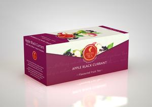 Fruit Tea Apple Black Currant 25bags