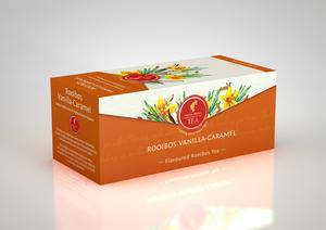Rooibos Tea Vanilla Caramel 25bags
