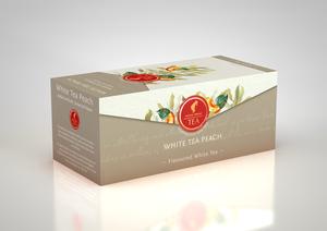 White Tea Peach 25bags