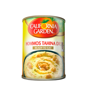 California Garden Hommos Tahina Dip 400g