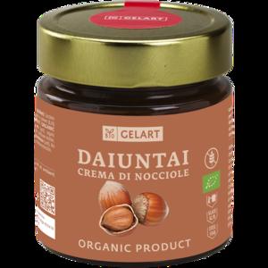 Biogelart Organic Hazelnut Cream 300g