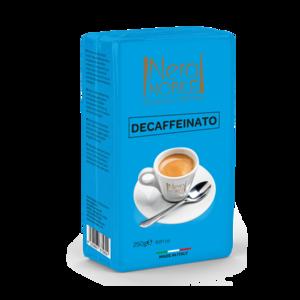 Blend of Ground Caffee Macinato Deccafeinato 250g