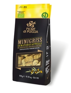 Organic Minigris Sen Cappelli Breadstick 300g