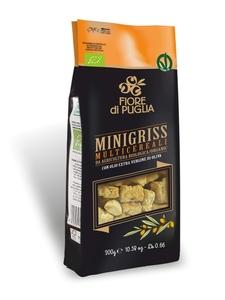 Organic Minigris Multigrain Breadstick 300g