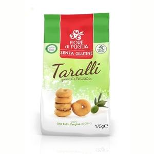 Taralli Gluten Free Classic Multigrain Crackers 175g
