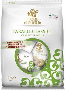 Taralli Classic Wheat Snack 210g