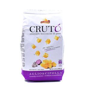 Cruto Garlic & Onion 100g