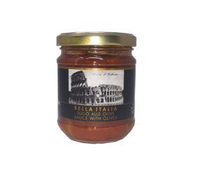 Tomato with Olive Sauce 180g