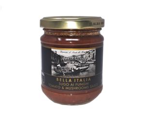 Tomato & Mushroom Sauce 180g