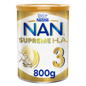 Nestle NAN Supreme Stage 3 Hypoallergenic Growing Up Milk For Birth To 6 Months 800g