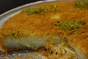 Kunafa Osmalieh Fresh Cream 1kg