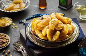 Qatayef With Nuts 100g
