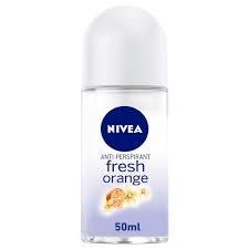 Nivea Fresh Orange Antiperspirant Roll-On For Women 50ml