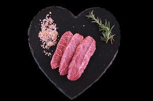 Australian Black Angus Beef Flank Steak 100g