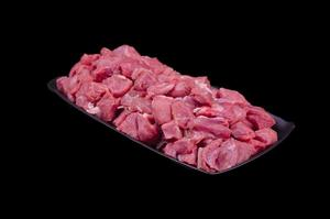 New Zealand Grass Fed Lamb Dice Cubes 500g pack