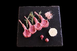 New Zealand Grass Fed Frenched Lamb Cutlets 250g bundle