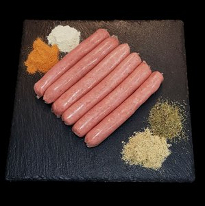 Australian Black Angus Beef Sausage 80g pc