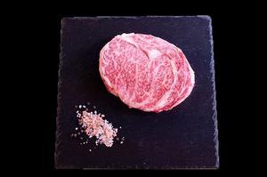 Australian Beef Wagyu Kiwami Mb9+ Rib Eye Steak 2x300g pack