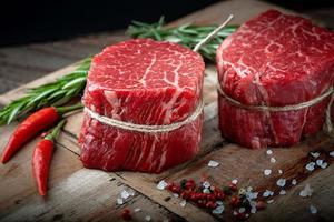 Stockyard Australian Black Angus Beef Fillet Mignon Steak 2x250g pack