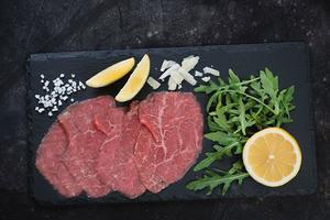 Stockyard Australian Black Angus Beef Carpaccio 100g