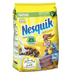 Nesquik Chocolate Breakfast Cereal 180g
