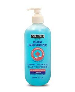 Cornells Hand Sanitizer 500ml