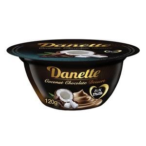 Danette Coconut Chocolate Flavour Dessert 120g