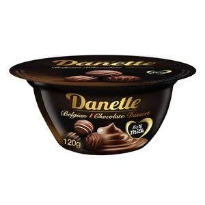 Danette Dessert Belgian Chocolate Flavour 120g