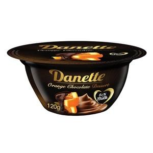 Danette Orange Chocolate Flavour Dessert 120g
