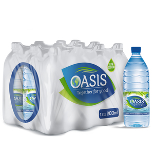Oasis Mineral Drinking Water 12x200ml