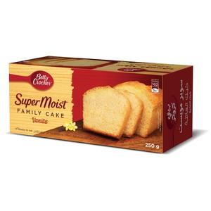 Betty Crocker Pound Cake French Vanilla 250g