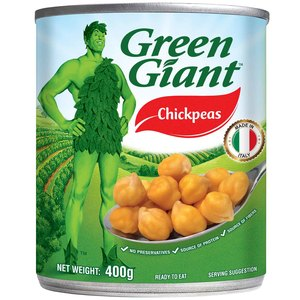 Green Giant Canned Chickpeas 400g