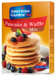American Garden Pancake & Waffle Mix 460g