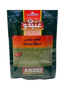 Abido Mint Powder 30g