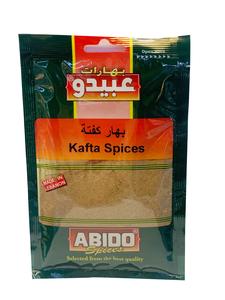 Abido Kufta Spices 50g