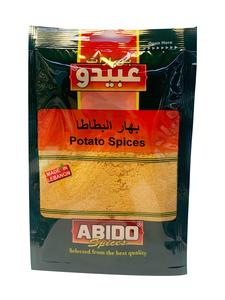 Abido Potato Spices 50g
