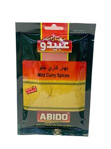Abido Mild Curry 50g
