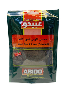 Abido Lemon Black Powder 50g