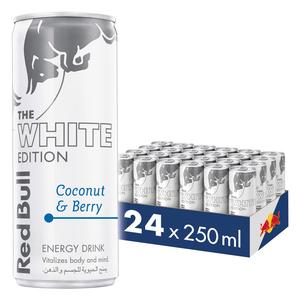 Red Bull Energy Drink Coconut & Berry Carton Pack 24x250ml
