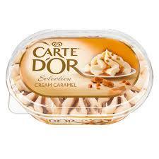 Carte D'or Selection Caramel Ice Cream 850ml