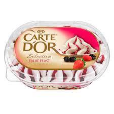 Carte D'or Selection Fruit Feast Ice Cream 850ml