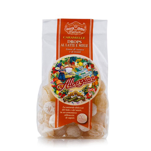 Albergian Honey Lemon Drops 200g