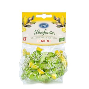 Leone Lemon Candies Sugar Free 100g